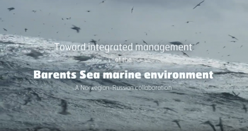 Environmental management of the Barents Sea Video I. A Norwegian-Russian collaboration
