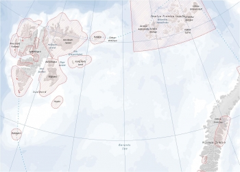 Protcted areas in the Barents Sea area